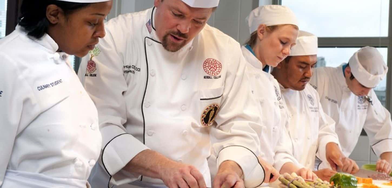 Обучение кулинарии в США