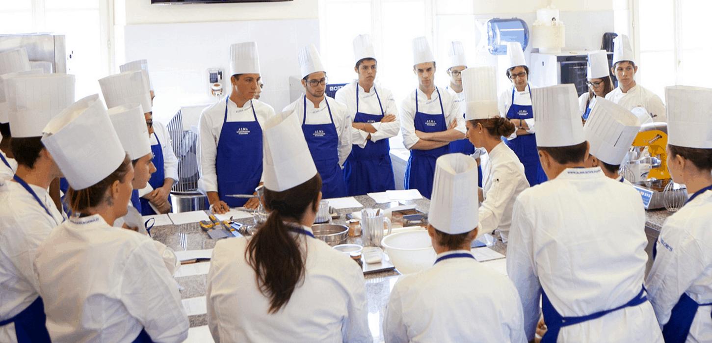 Школа италянской кухни в Италии