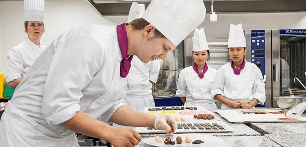 Обучение кулинарии в Швейцарии