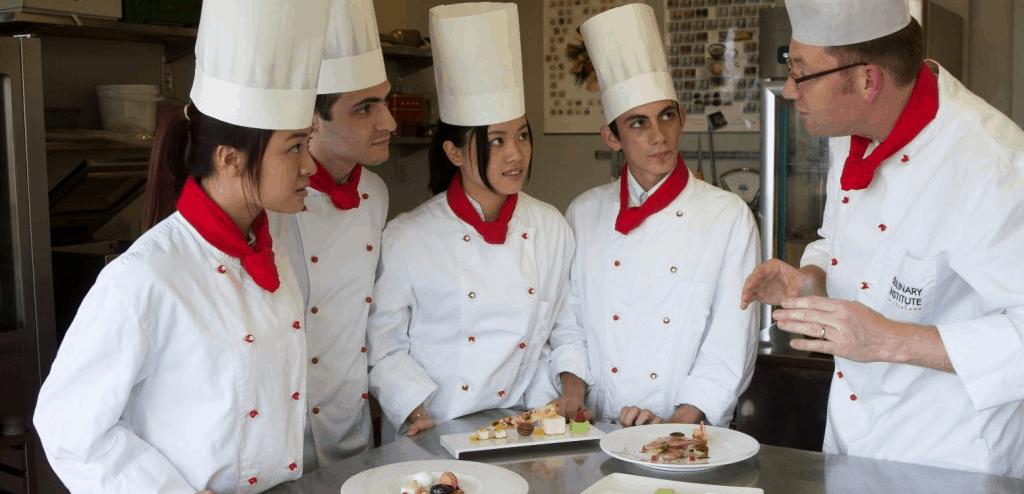 Международная кулинарная школа ICI