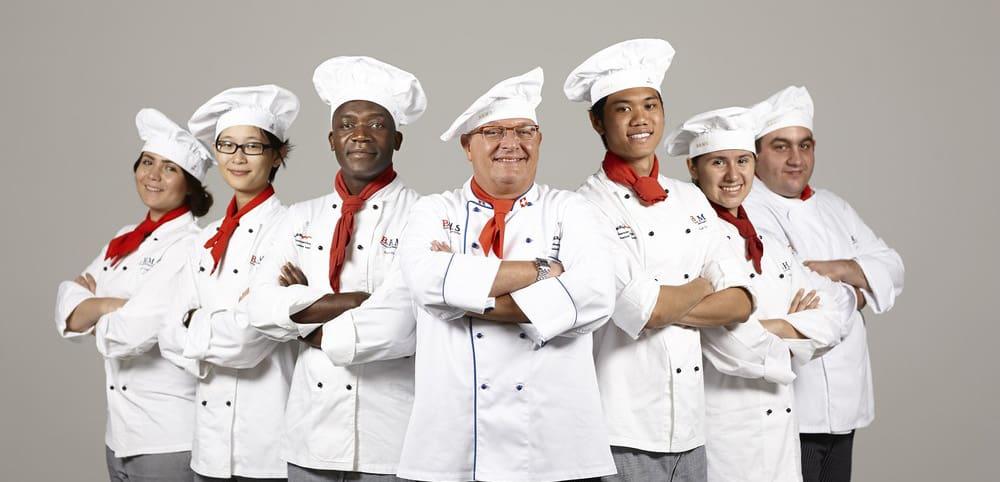 BHMS: обучение кулинарии в Швейцарии