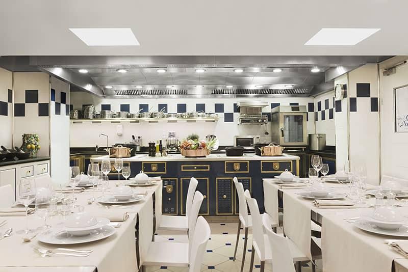 Ecole Ritz Escoffier: курсы кондитера