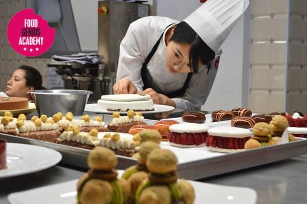 Food Genius Academy - кулинарная демонстрация