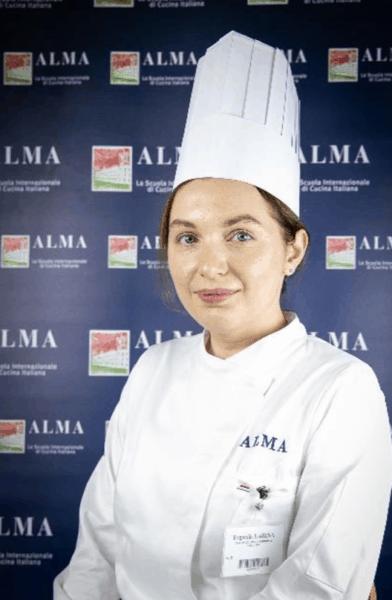 Отзыв об обучении в школе кулинарии ALMA