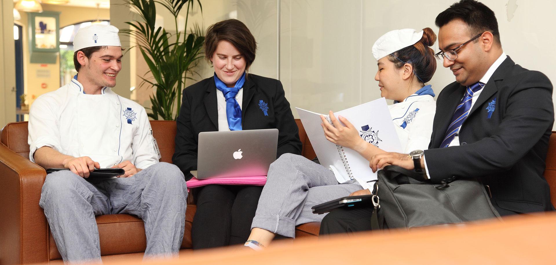Что значит быть студентом Le Cordon Bleu?