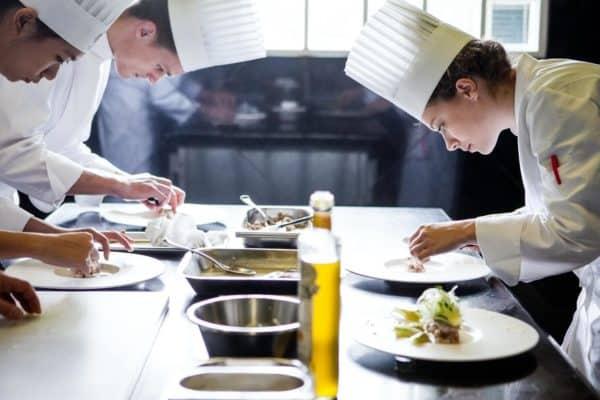 École Ducasse: обучение шеф поваров