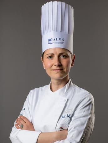 Шеф-повар Лаура Торресин